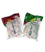 Водоросли соленые морские Тосака-нори (красные), 500г Kaneryo