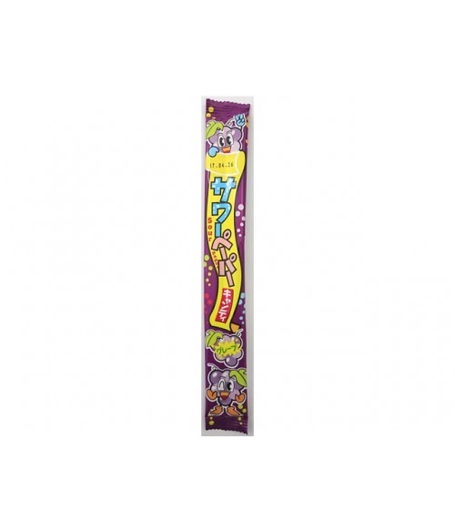 Конфеты шипучие со вкусом винограда, 15г