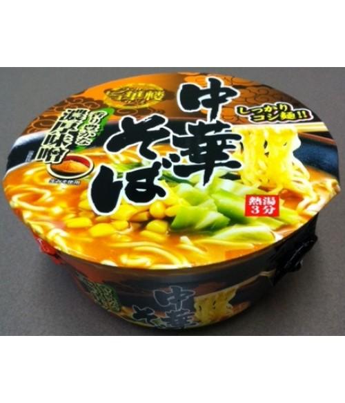 """Лапша быстрого приготовления в китайском стиле """"Умакару"""" со вкусом мисо (стакан), 105г"""