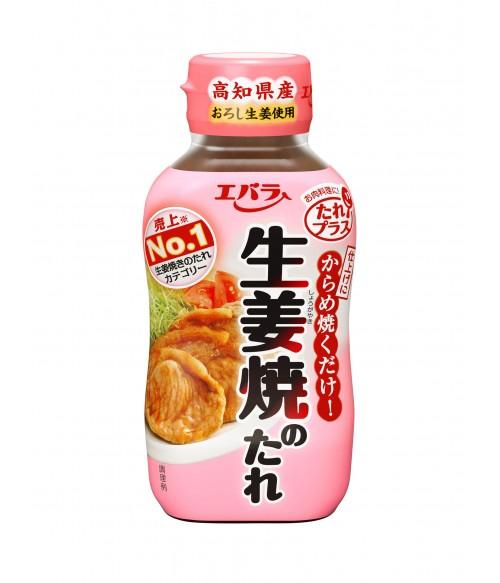 Соус-таре со вкусом имбиря к жареному мясу, ПЭТ-бутылка, 230г EBARA