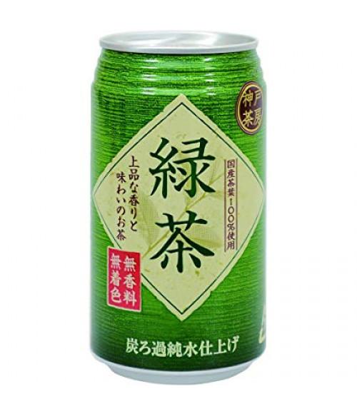 """Зеленый чай """"Чайная фабрика КОБЕ"""", Рёку-ча, 350мл"""