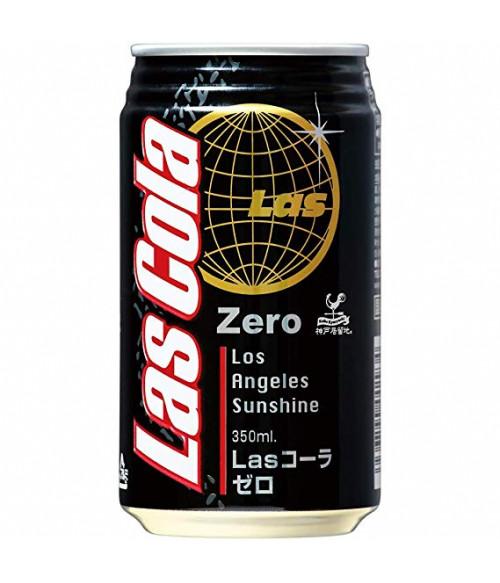 Японская  LAS  COLA ZERO, 350ml