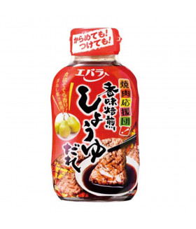 Соус-таре соевый к жареному мясу, ПЭТ-бутылка, 235гр