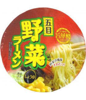 """""""Умакару"""" Лапша рамен с морскими водорослями кунжутом и соевым соусом (стакан), 74г"""
