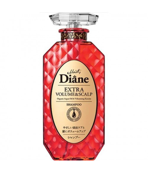 Шампунь кератиновый Объем Moist Diane Perfect Beauty, 450мл