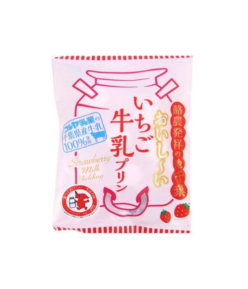 """Желе Клубничный молочный пудинг (""""ИЧИГО""""), 147г Fujishyo"""