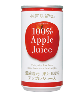 Сок яблока натуральный, ж/банка, 185гр