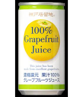 Сок грейпфрута натуральный, ж/банка, 185гр