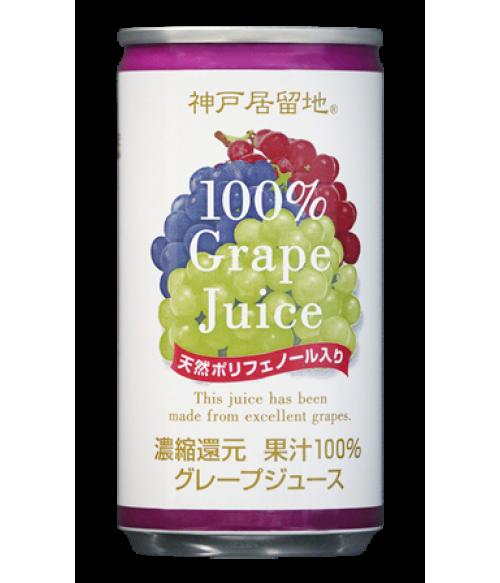 Сок винограда натуральный, 185г Tominaga