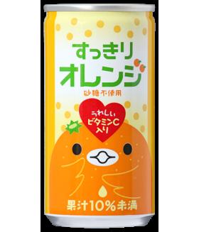 Напиток апельсиновый освежающий, ж/банка, 185мл Tominaga