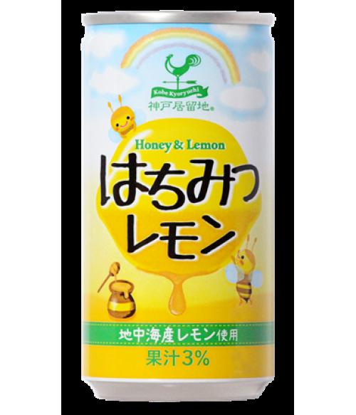 "Напиток ""Лимонно-медовый"", ж/банка, 185 гр"
