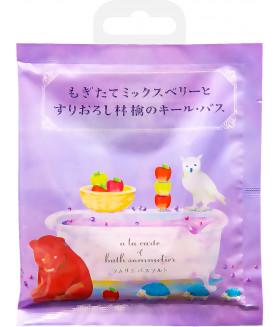 CHARLEY Sommelier Соль для ванн расслабляющая с экстрактом яблока