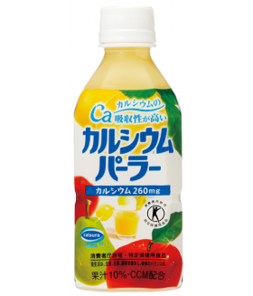 Напиток фруктовый с кальцием, ПЭТ-бутылка, 350мл