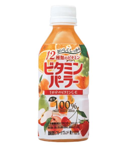 Сок фруктовый с витаминами, ПЭТ-бутылка, 350мл