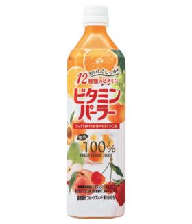 Сок фруктовый с витаминами, ПЭТ-бутылка, 900мл