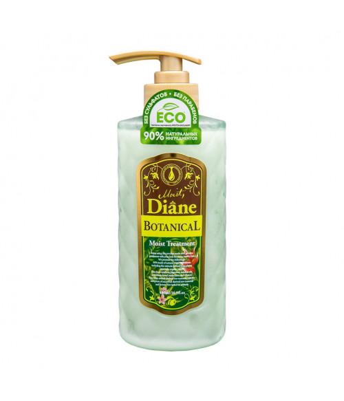 Бальзам-кондиционер Увлажнение Moist Diane Botanical Moist, 480мл