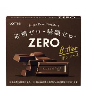 "Шоколад горький ""ZERO"" без сахара, 50г Lotte"