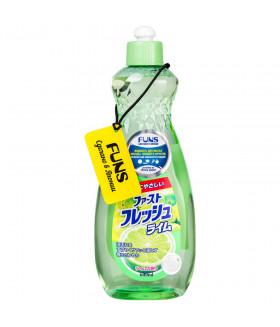 FUNS Жидкость для мытья посуды овощей и фруктов свежий лайм