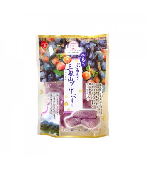 Мочи Агар-агар со вкусом голубики, 140г TSUYAMAYA SEIKA