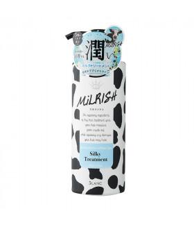 Бальзам-кондиционер с молочными протеинами Блеск и Объем, Milrish, 500 мл