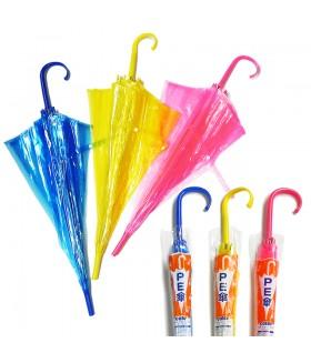 Зонт полиэтиленовый цветной