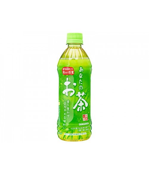 """Зеленый чай """"АНАТАНО ОЧА"""", 500мл SANGARIA"""