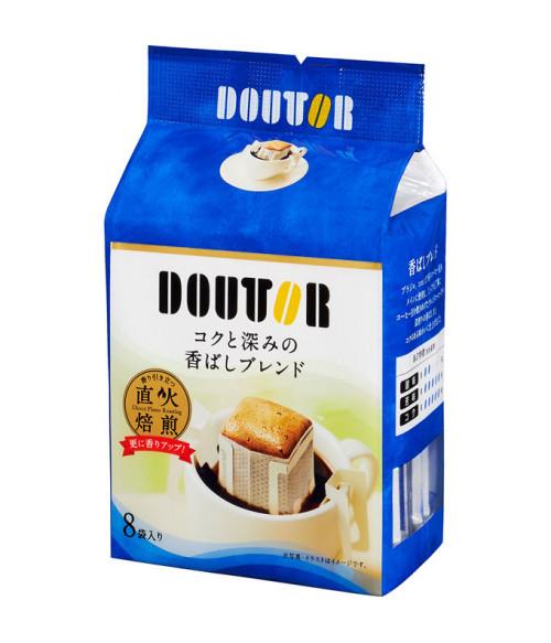 Кофе DOUTOR KOKUFUKAMI (8 дрип-пакетов), 56г Doutor Coffee