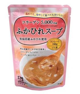 Японский суп из акульих плавников, с коллагеном, 160г KESENNUMA