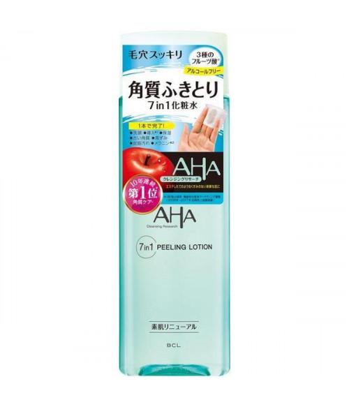 AHA Basic Лосьон-пилинг для лица очищающий с фруктовыми кислотами, 200 мл