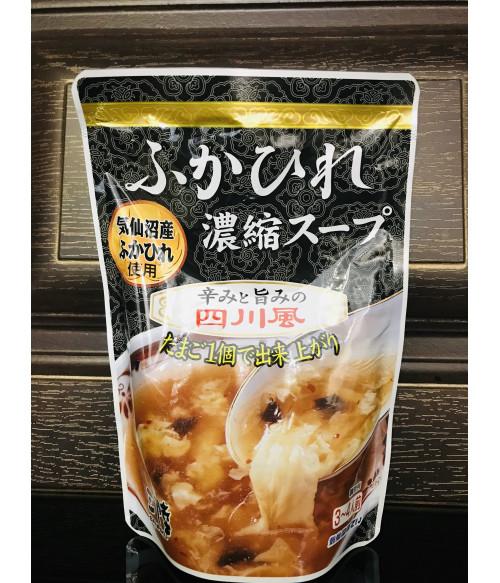 """Японский концентрированный суп из акульих плавников в стиле """"Сычуаньская кухня"""",  200 г"""