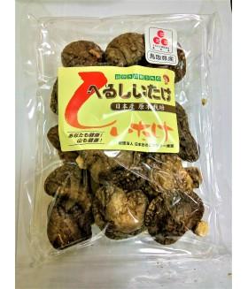 Сушеные натуральные грибы Сиитаке