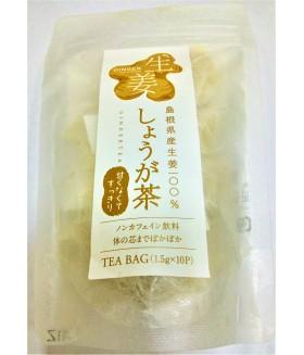Имбирный чай в заварочных пакетиках
