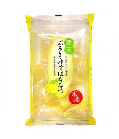 Мармелад  агар-агар с медом и лимоном Юдзу, 210г