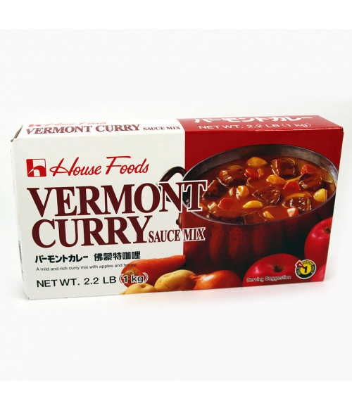 "Карри соус ""Vermont Curry"", 1 кг"