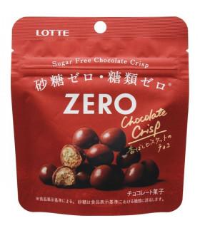 """Шоколад """"ZERO"""" , Без сахара c начинкой криспи, 28г"""