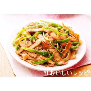 Жареная курица с зеленым перцем под имбирным соусом (3-4  порции)