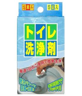 Nagara Средство для чистки туалета 4,5г * 5