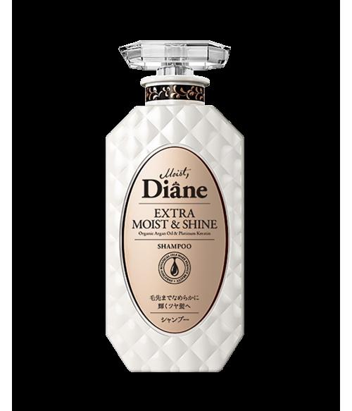 Шампунь кератиновый Увлажнение 450 мл, Moist Diane Perfect Beauty