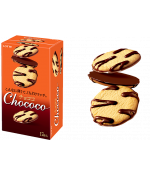 "Печенье шоколадное ""CHOCOCO"" (17 шт.), 98.6 г"