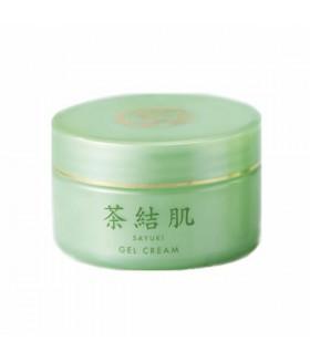 Гель крем с зелёным чаем Саюки,SAYUKI GEL CREAM, 60гр
