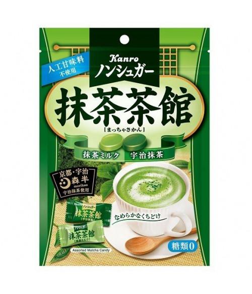 "Леденцы ""Чайный  дом"" с японским зеленым чаем без сахара, 72г"