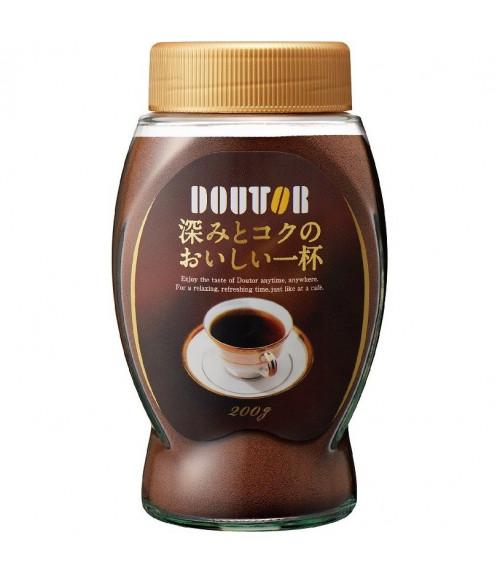 Кофе растворимый DOUTOR Золотой GOLD, 200г