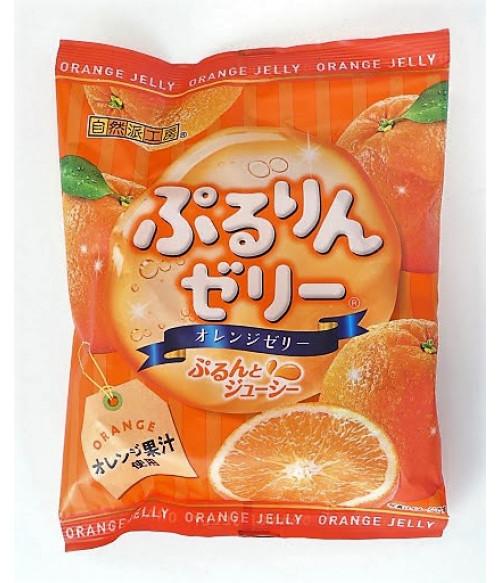 "Желе апельсиновое ""Апельсин"" PURIRIN, 176г Fujishyo"